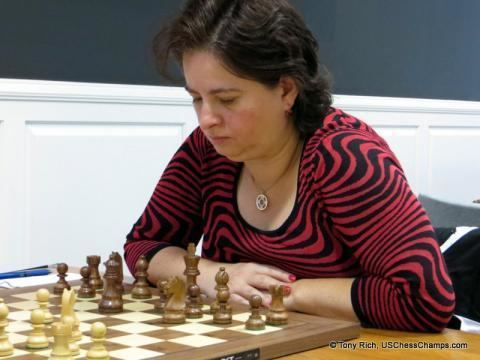 Anjelina Belakovskaia Anjelina Belakovskaia is a United States chess player who has