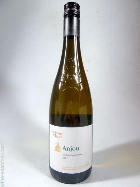 Anjou wine Tasting Notes Les Vignerons de la Noelle Anjou Blanc Le Haut Vignot