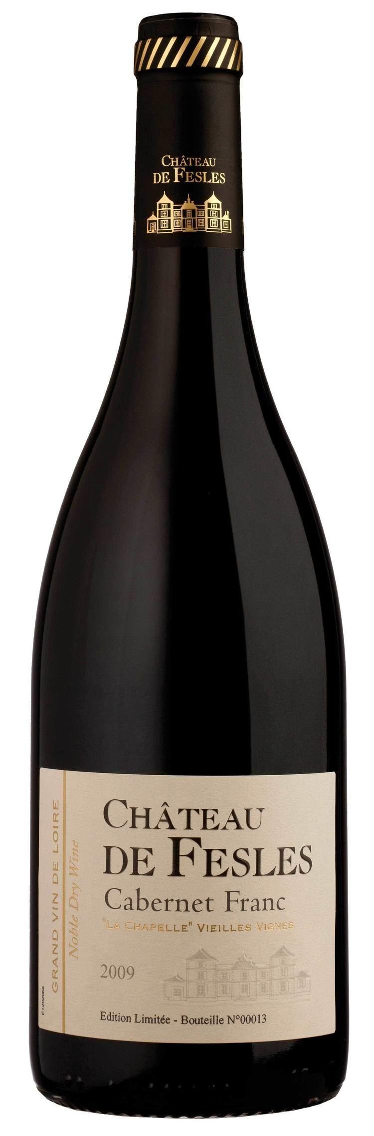 Anjou wine CHATEAU DE FESLES BONNEZEAUX LOIRE FRANCABOUTWINE