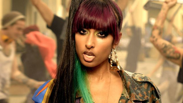 Anjulie Anjulie Hints At Beyonce Copying Her Music Video 613 Style