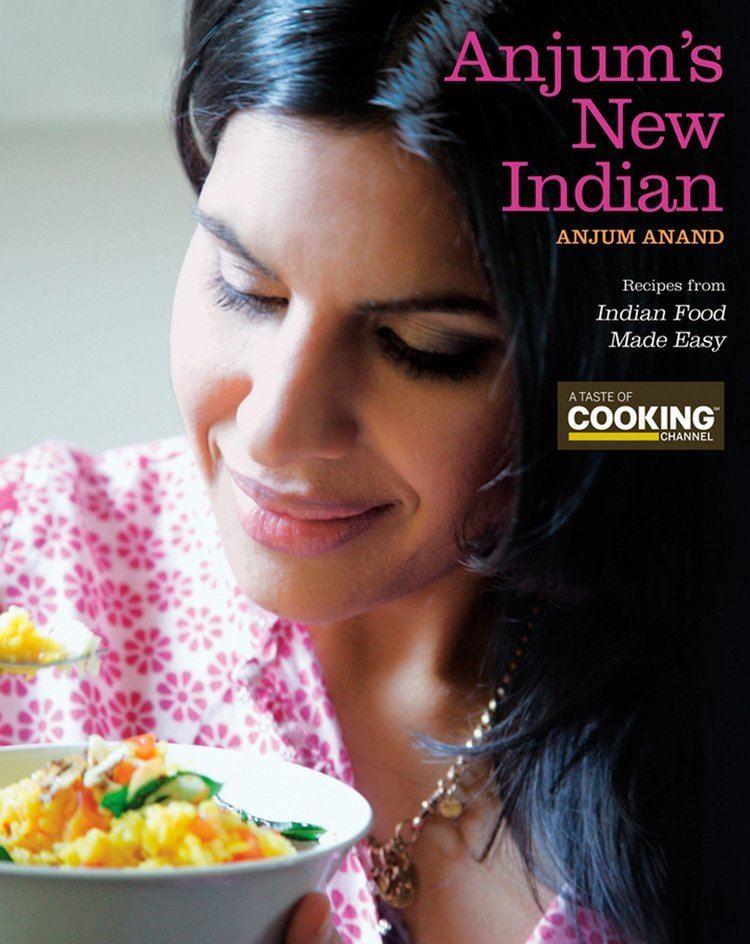 Anjum Anand Anjums New Indian Anjum Anand 9780470928127 Amazoncom Books