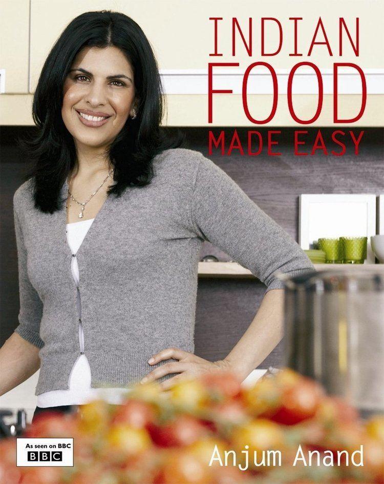 Anjum Anand Indian Food Made Easy Amazoncouk Anjum Anand 9781849491297 Books