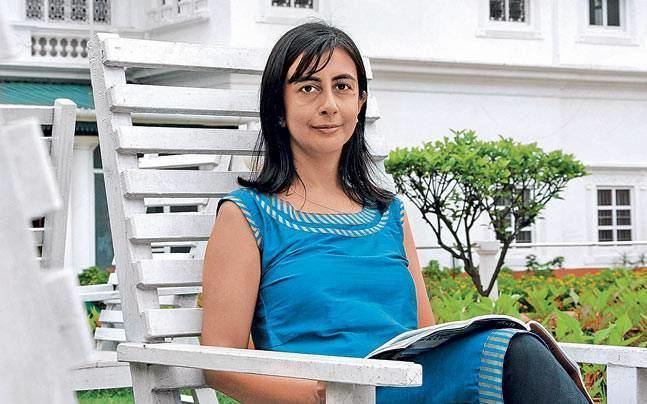 Anjum Hasan Anjum Hasans new book is that rare thing a novel of ideas a novel
