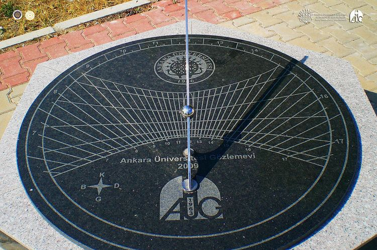 Ankara University Observatory