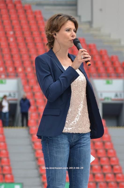 Anke Feller Leverkusen Bild Anke Feller