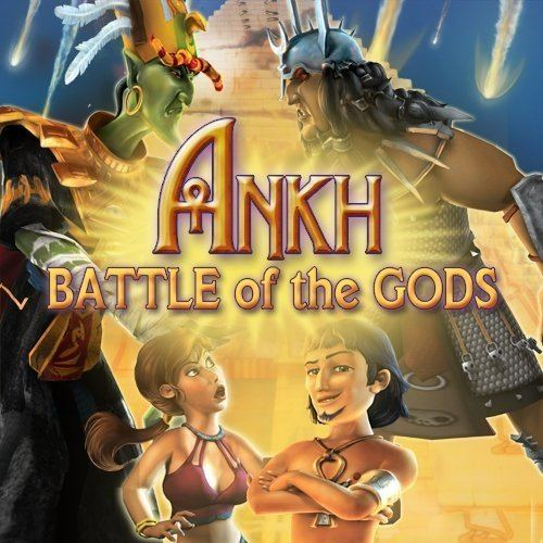 Ankh: Battle of the Gods Amazoncom Ankh 3 Battle Of The Gods Download Video Games