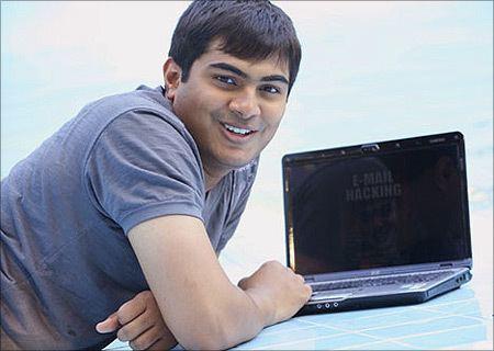 Ankit Fadia Ankit Fadia on how to keep virtual miscreants at bay