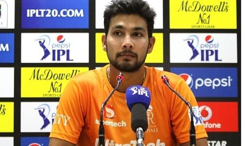 Ankit Sharma (cricketer) Ankit Sharma Wiki Age Bio Height Girlfriend Net Worth India 2017
