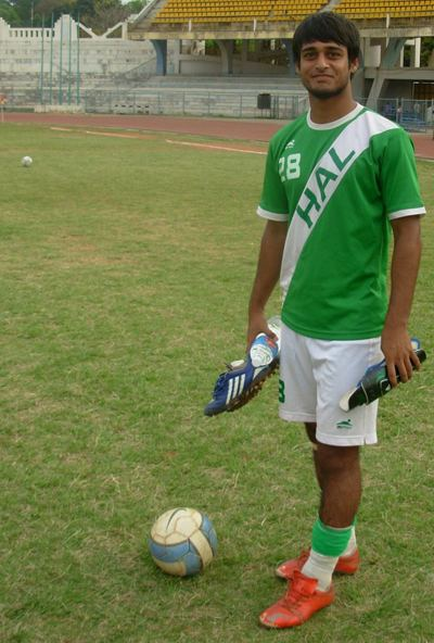 Ankit Sharma (footballer) Ankit Sharma becomes the 5th Indian to sign for a foreign club