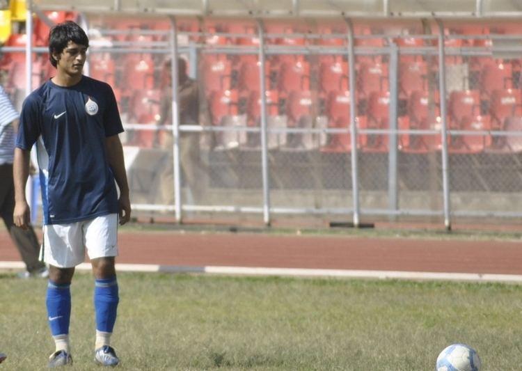 Ankit Sharma (footballer)