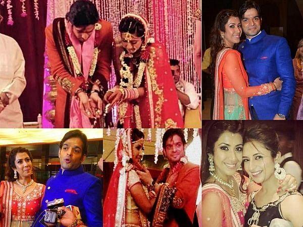 Ankita Karan Patel PHOTOS Yeh Hai Mohabbateins Karan Patel Weds Ankita Bhargava