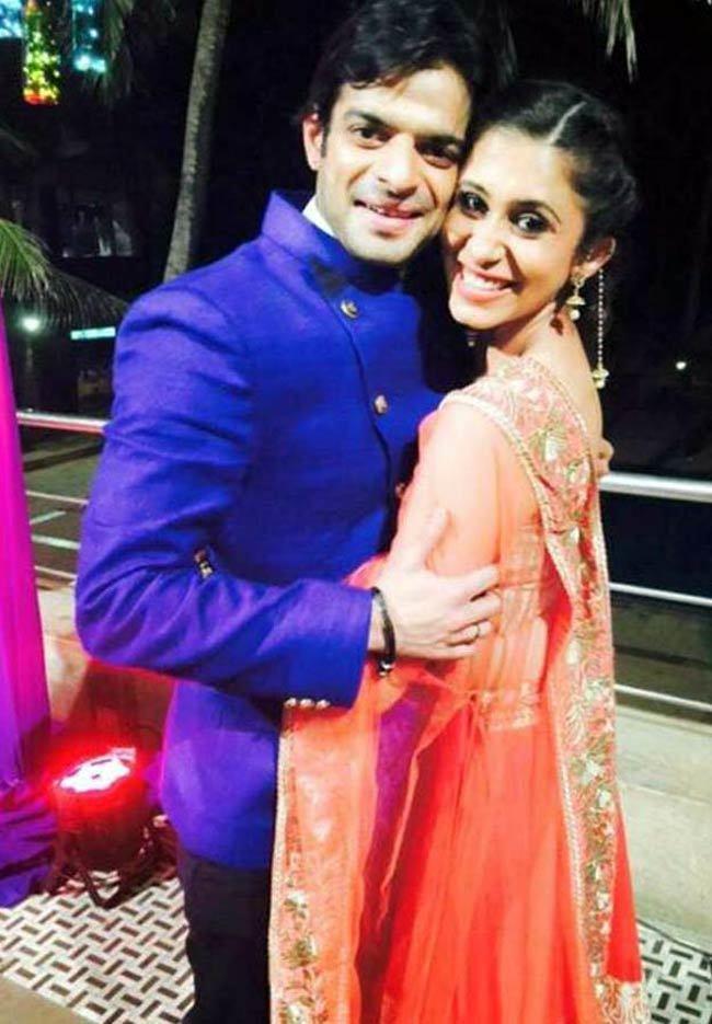 Ankita Karan Patel Inside pics TV actor Karan Patel marries Ankita Bhargava Photo7