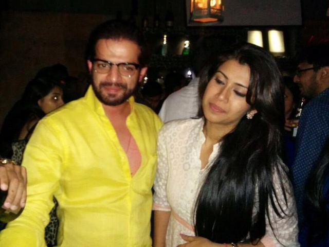 Ankita Karan Patel How Karan Patel Met Ankita Bhargava NDTV Movies