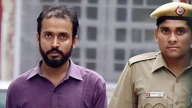 JNU rape case Accused Anmol Ratan surrenders to Delhi police