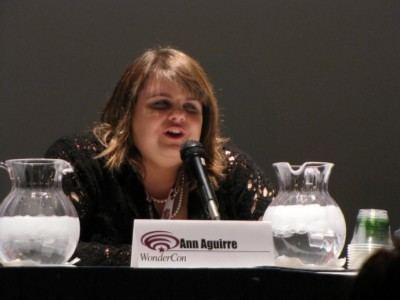 Ann Aguirre ann aguirre The Writing Nut