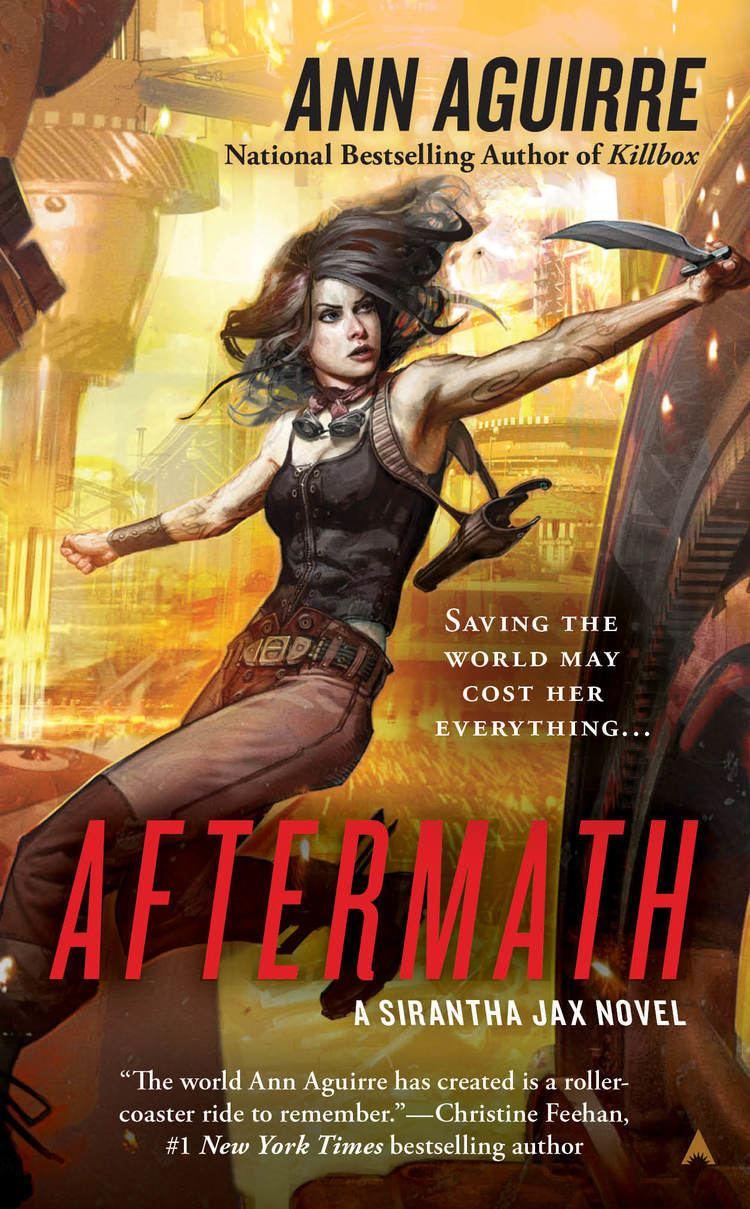 Ann Aguirre Adult novels Ann Aguirre