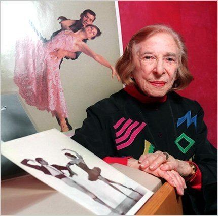 Ann Barzel Ann Barzel 101 Dies a Writer Whose Passion Was Dance The New