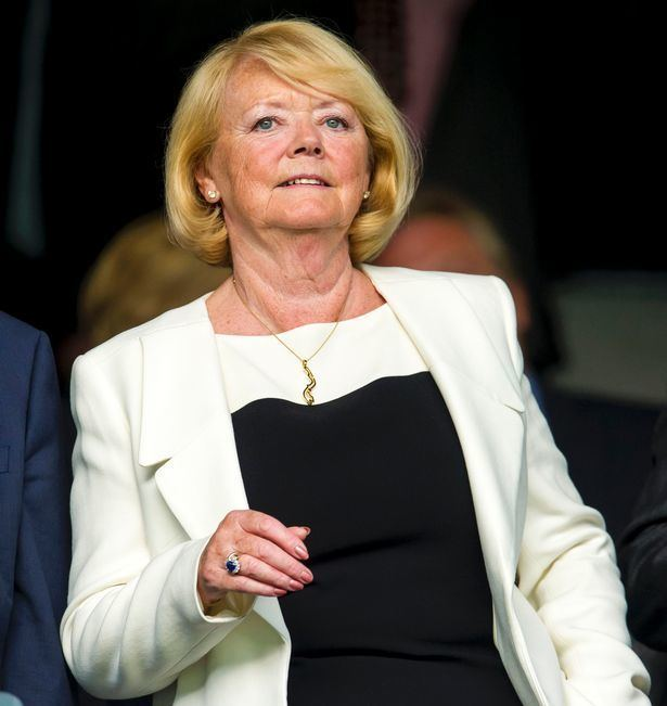 Ann Budge Record FC Celtic Hearts owner Ann Budge made some fair