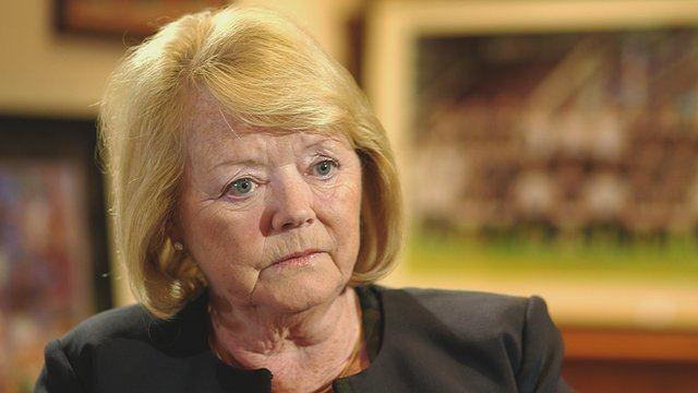 Ann Budge BBC Sport Hearts39 Tynecastle Stadium exit a possibility