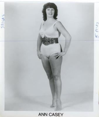 Ann Casey Arizona Pro Wrestling History Ann Casey