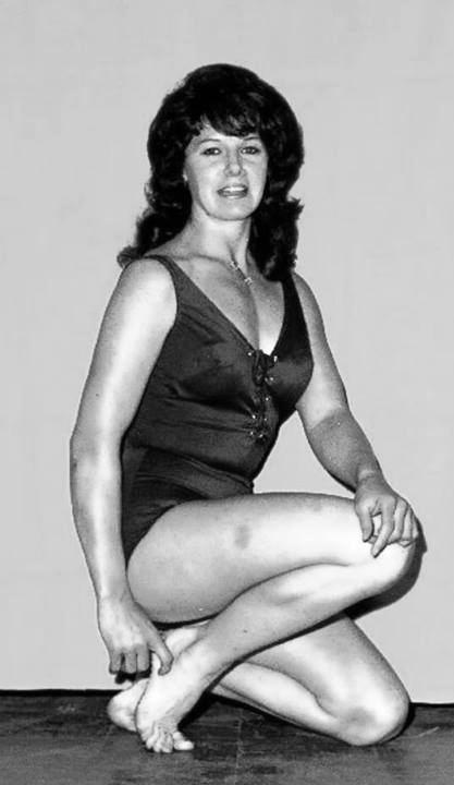 Ann Casey Classic female wrestler Ann Casey Women Wrestling Pinterest