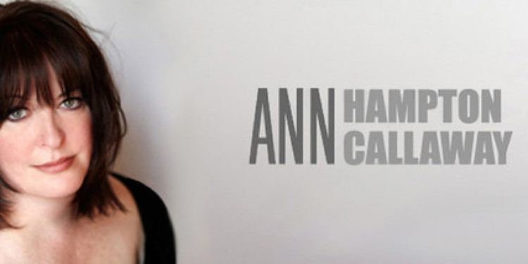 Ann Hampton Callaway Ann Hampton Callaway Talks New CD Concerts and LGBT Equality AUDIO