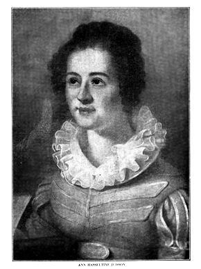Ann Hasseltine Judson Ann Hasseltine Judson Encyclopedia of Alabama