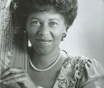 Ann Hobson Pilot harp