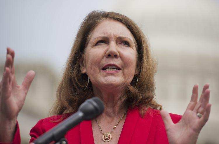 Ann Kirkpatrick Ann Kirkpatrick to challenge John McCain for Senate in