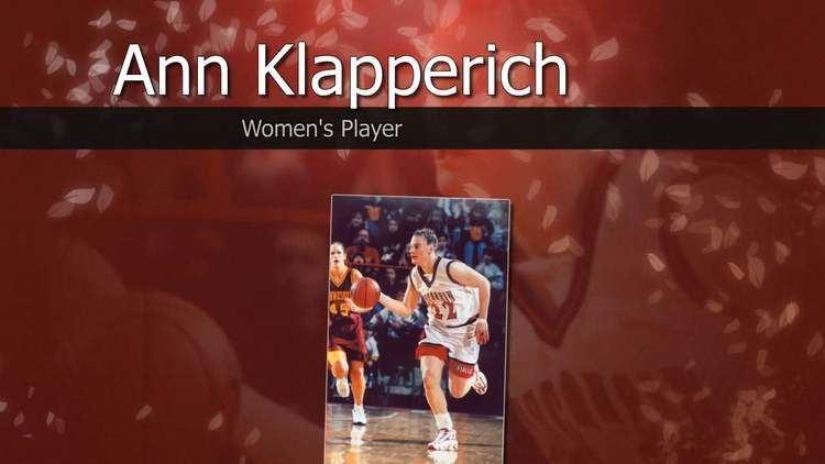 Ann Klapperich Ann Klapperich Womens Player on Vimeo