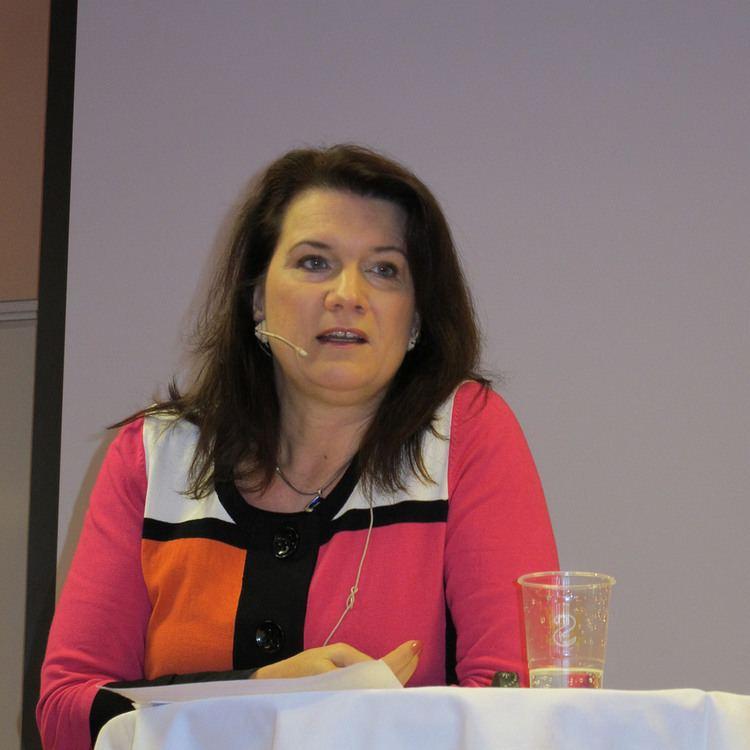 Ann Linde Socialdemokraternas internationelle sekreterare Ann Linde Flickr