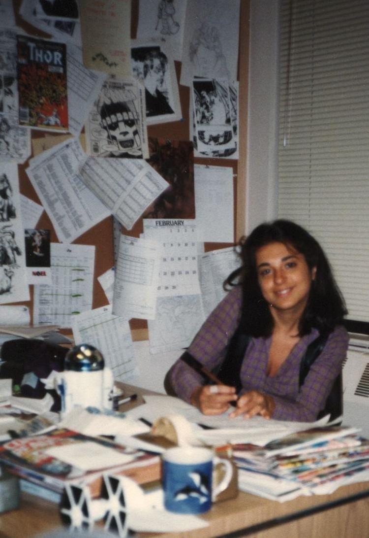 Ann Nocenti DC Comics Ann Nocenti Talks Villains Month The New 52