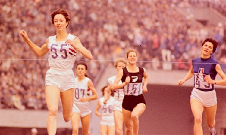 Ann Packer 50 stunning Olympic moments No 27 Ann Packer wins 800m in