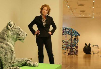 Ann Philbin Ann Philbin39s eureka moment materializes Culture Monster