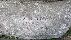 Ann Pudeator (Salem witch trials) httpsuploadwikimediaorgwikipediacommonsthu