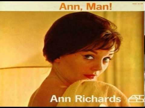 Ann Richards (singer) Ann RichardsSinger BewitchedBotheredandBewildered
