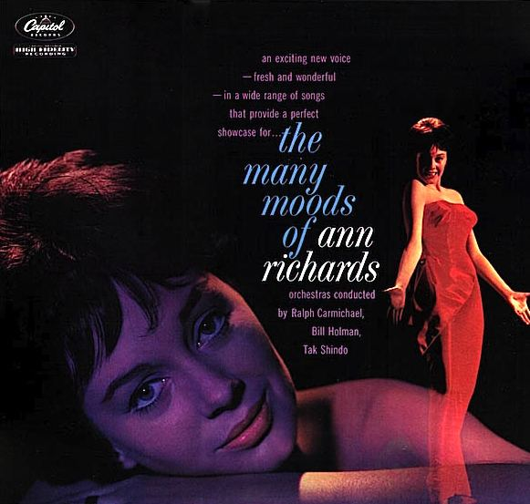Ann Richards (singer) Ann Richards amp Stan Kenton Recordings Question Steve