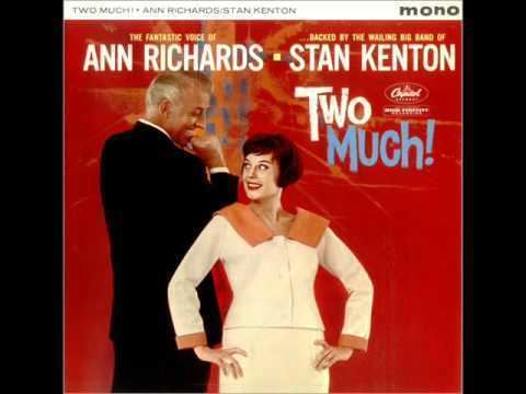 Ann Richards (singer) Ann Richards No moon at all YouTube