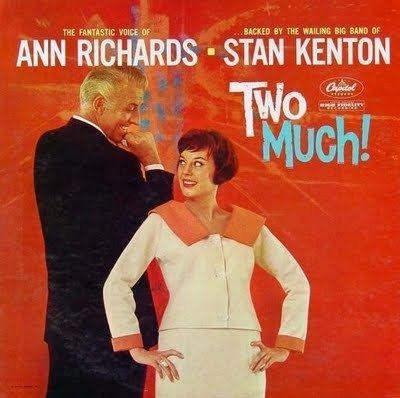 Ann Richards (singer) Ann Richards Stan Kenton Recordings Question Steve Hoffman Music