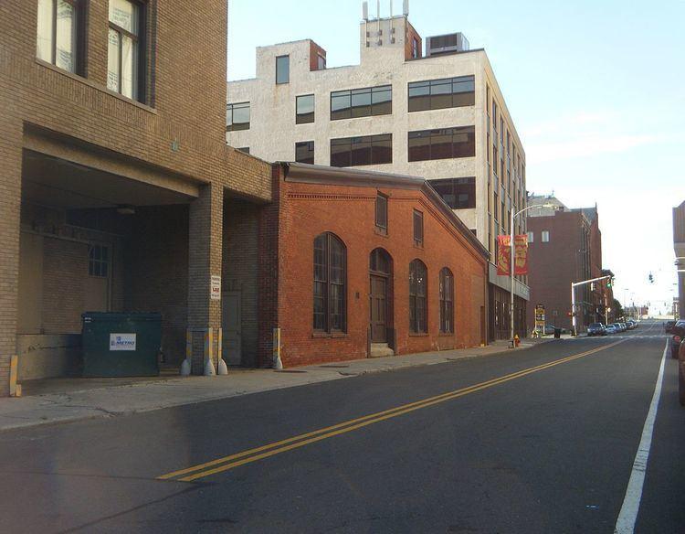 Ann Street Historic District
