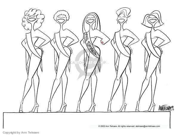 Ann Telnaes Ann Telnaes39 Editorial Cartoons Gender Equality Comics