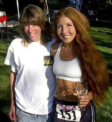 Ann Trason 2003 FireTrails 50 mile