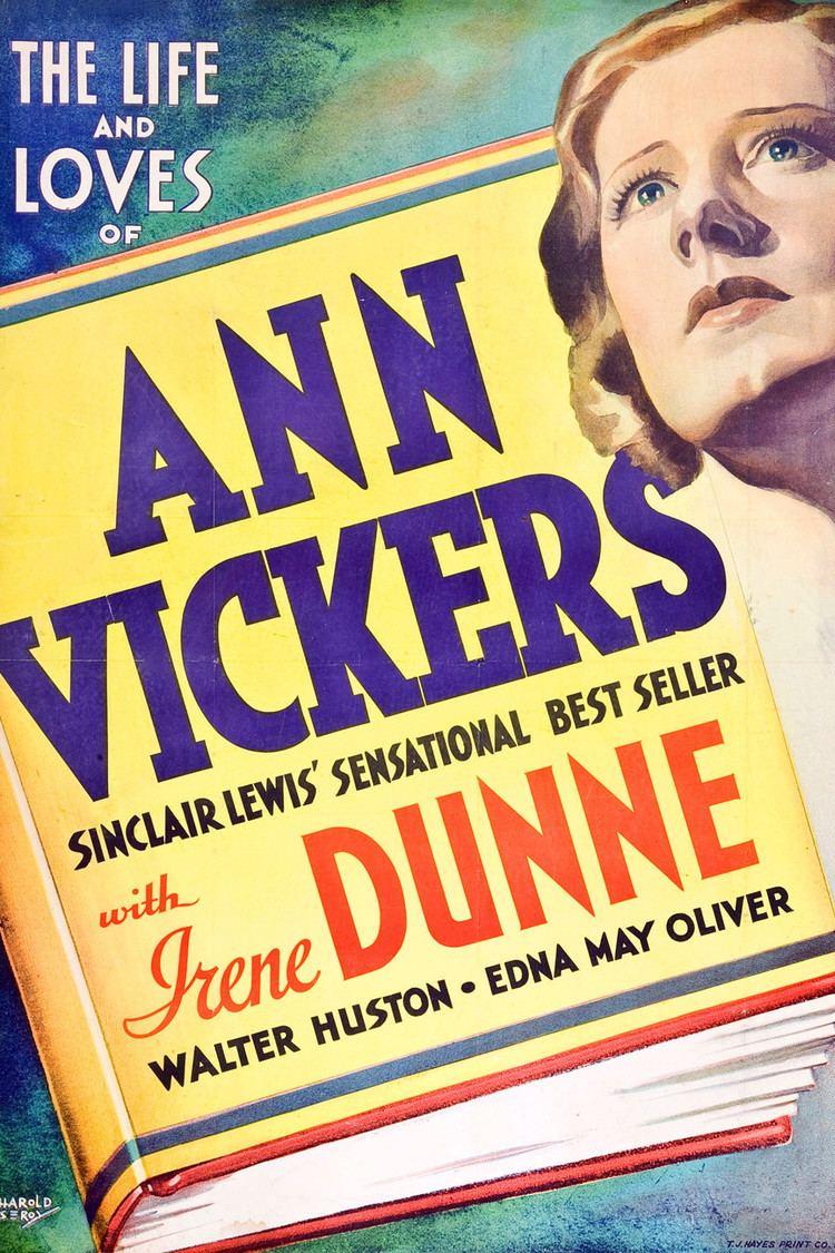 Ann Vickers (film) wwwgstaticcomtvthumbmovieposters43845p43845