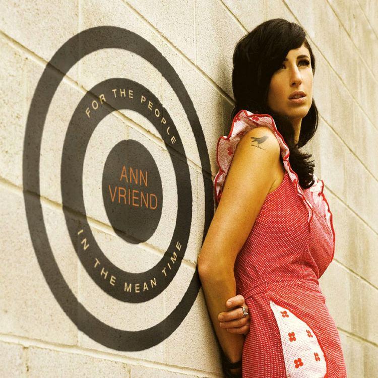 Ann Vriend Edmonton39s Ann Vriend Has an Album For the People in the