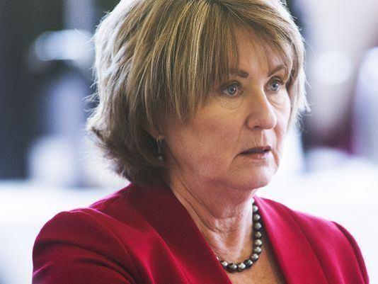 Ann Weaver Hart UA President Ann Weaver Hart will keep full salary after stepping down