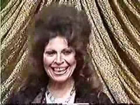 Ann Wedgeworth Ann Wedgeworth wins Tony Award 1978 YouTube
