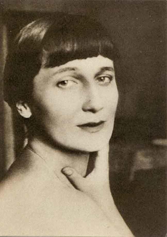 Anna Akhmatova Anna Akhmatova 1889 1966 Find A Grave Memorial