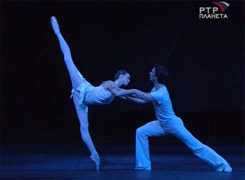 Anna Antonicheva Anna Antonicheva in Golden Age Danish Ballet Journal