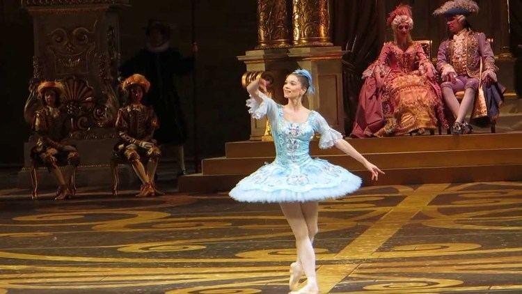 Anna Antonicheva Anna Antonicheva The Sleeping Beauty Princess Florina YouTube