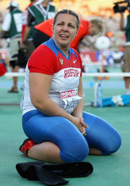 Anna Avdeyeva Anna Avdeyeva Photos 20th European Athletics